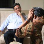 Soțul la terapeut