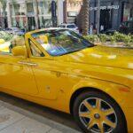 BANCUL ZILEI - Rolls Royce și gagica