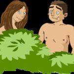 Adam și Eva, ceartă în cuplu
