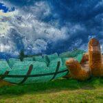 Noe, Dumnezeu și Potopul