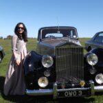 Tipa din Rolls Royce și întâlnirea pe nevăzute