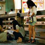 Taximetriștii și femeile ușoare